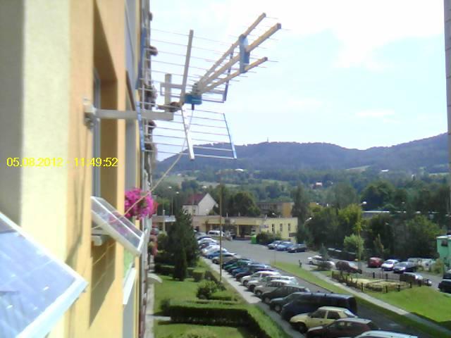 Web kamera Děčín